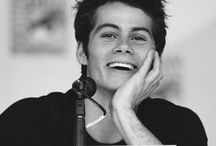 Dylan o'Brien / Sarcasm is my only defense