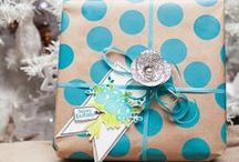 Gift Wrap / by Melissa