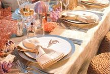 Tablescapes / The table is set ... Grace / by Rita Richcreek