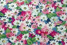 Fabric for quilting and sewing / Beautiful fabric to use for quilts or bags or other sewing projects.