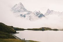Places I'd Like to Go / by Anna Lindquist