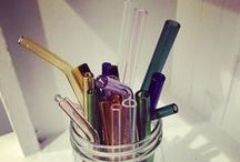 Shop / Try our beautiful glass straws and add some class to your glass!