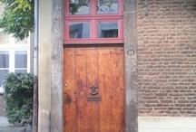 deuren - doors / by Silvia Rosier