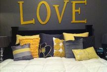 HOME. BEDROOM / by Kimberly Weaver