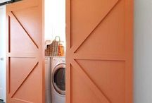HOME. LAUNDRY ROOM / by Kimberly Weaver