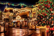 Christmas Light Displays 1 / . / by Karla Mitchell
