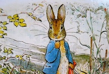 Beatrix Potter / by Karla Mitchell