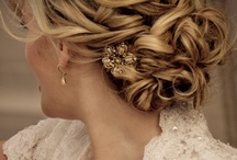 Hair & Beauty / Hair and Beauty ideas for weddings and parties. / by Dress for the Wedding