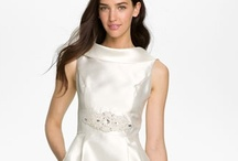 """Second Dress or After Party / Sometimes known as the """"second dress"""", these dresses are perfect for dancing at your reception until the end of the night, making your grand getaway with your groom, or as stand-out dresses for rehearsal. See our Bachelorette Party and Shower & Rehearsal Dinner dress boards for even more dress suggestions!"""