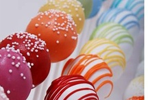 cake pop ideas / by Meegan Moore