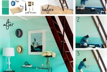 DIY home: cleaning & decor / by Ysabella Hernandez