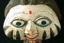 Early Art & Masks