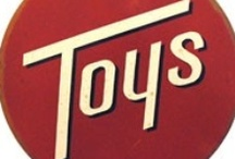 Vintage Toys #2 (and Some Books) / by Nicole Souders