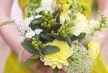 Chartreuse Wedding Ideas