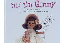 Ginny Dolls #1 / Ginny, Jan, Jill, Jim, Jeff, Nan, etc. Ginny has a 2nd board as well.   / by Nicole Souders