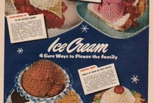 Vintage Ice Cream / by Nicole Souders