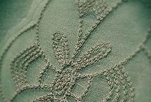 ●Focus On● / Petits détails de dentelles, de tissus, de couture...