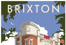 Welcome To Brixton / Lowie's HQ base.