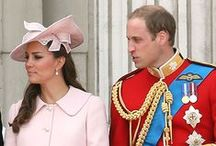 Kate & Will: A Relationship in Pics / With the arrival of the royal baby -- a boy! -- on Monday, July 22, 2013, let's take a look back at some memorable moments over the years from Prince William and Kate Middleton's relationship. / by Entertainment Tonight