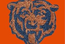 CHICAGO BEARS - NFL COLLECTION / Meesh & Mia has created the perfect balance of Bear pride and chic fashion apparel, to celebrate feminine football fans across the country! Whether throwing a party at home, or sitting in the stands, you'll surely look your best without sacrificing team spirit!  / by Meesh & Mia