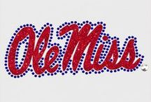 OLE MISS REBELS  / A place for the University of Mississippi students, faculty, alumni, and fans to connect. Hotty Toddy!!