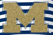 MICHIGAN WOLVERINES  / A place for the University of Michigan students, faculty, alumni, and fans to connect. Go Blue!!