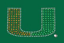 MIAMI HURRICANES / A place for the University of Miami students, faculty, alumni, and fans to connect. Go Hurricanes!!