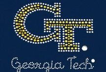 GEORGIA TECH YELLOW JACKETS / A place for the Georgia Institute of Technology students, faculty, alumni, and fans to connect. Go Jackets!!