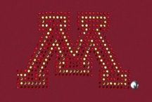 MINNESOTA GOLDEN GOPHERS / A place for the University of Minnesota students, faculty, alumni, and fans to connect. Go Gophers!!