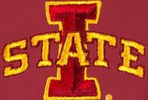 IOWA STATE CYCLONES  / A place for Iowa State University students, faculty, alumni, and fans to connect. Go Cyclones!!