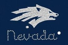 NEVADA WOLF PACK / A place for the University of Nevada students, faculty, alumni, and fans to connect. Go Pack!!
