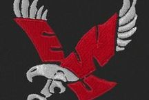 EASTERN WASHINGTON EAGLES / A place for Eastern Washington University students, faculty, alumni, and fans to connect. Go Eagles!!