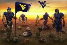 WVU Mountaineers <3  / by Rebecca Bragg
