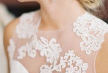Details to Adore / All sorts of wedding details to adore: beautiful lace, sequins or remarkable wedding dress details, or lovely moments, perfectly captured.