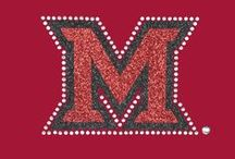 MIAMI REDHAWKS / A place for Miami University students, faculty, alumni, and fans to connect. Go RedHawks!!