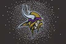 MINNESOTA VIKINGS - NFL COLLECTION / Meesh & Mia has created the perfect balance of Viking pride and chic fashion apparel, to celebrate feminine football fans across the country! Whether throwing a party at home, or sitting in the stands, you'll surely look your best without sacrificing team spirit! / by Meesh & Mia
