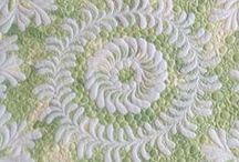 Free Motion Quilting / Tips and tricks for easy and fun free motion quilting. Free motion quilting inspiration.