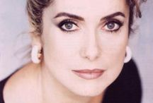 Catherine Deneuve / Homage to a very beautiful and charismatic lady.