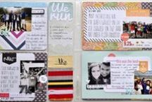 6x8 Scrapbooking / by Melissa