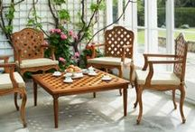 Outdoor Living / Get great ideas for making your outdoor space a perfectly comfortable and beautiful extension of your home.