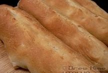BREADS - HOMEMADE / Homemade Breads, Biscuits and Savory Muffins / by Jan P