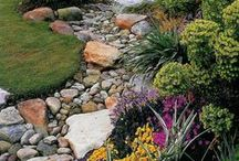 GARDEN ROCKS & EDGING / Gardening