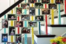 Organize: Graduation & Senior Year / Organizing your child's senior year and graduation is a big deal. These ideas helped me with senior night, graduation, the open house and more.