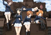 Girls und Panzer / The best combination you can imagine.