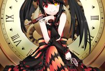 Tokisaki Kurumi / Spirit of Time and joy of my heart.
