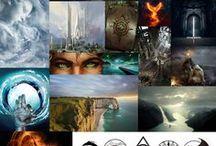 """Libro I: Imperia, los Predestinados #sagaimperia / En Imperia la magia, los Monstruos, Dragones y Unicornios no son una fantasía. Es el fin y todo depende de """"ELLOS"""" ; #libros #sagaimperia ;"""