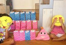 Festa di compleanno Tema Emoji (9 anni) / Queste sono le idee per la festa del 9* compleanno a tema Emoji (Faccine)