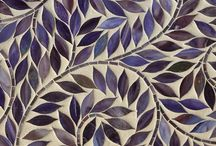 Witraż,mozaika,ornament
