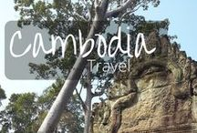 Cambodia Travel / From ancient cities of temples to everything else that is awesome about visiting Cambodia. Articles on the main destinations of Siem Reap and Phnom Penh, and things to do, as well as local food and culture.
