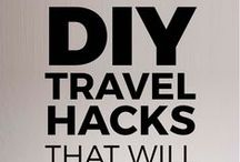 Travel Tips / Travel tips and hacks to make things easier. Ideas and accessories for traveling on flights and to different destinations.